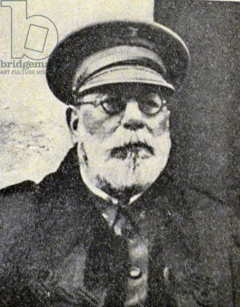 Spanish civil war : General Laszcano