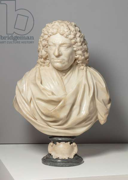 Lorenzo Bellini, 1720 (marble)