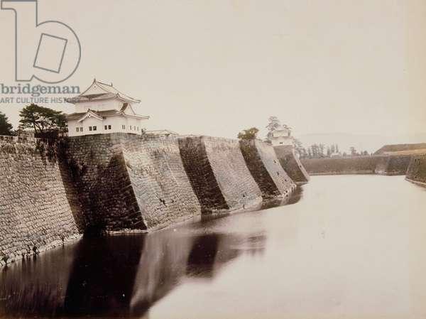 Osaka Castle, 1880-1890