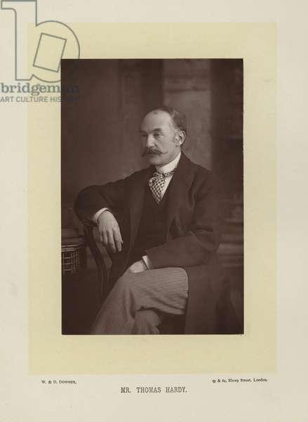 Mr Thomas Hardy (b/w photo)
