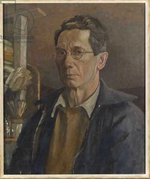 Self Portrait, 1946 (oil on canvas)
