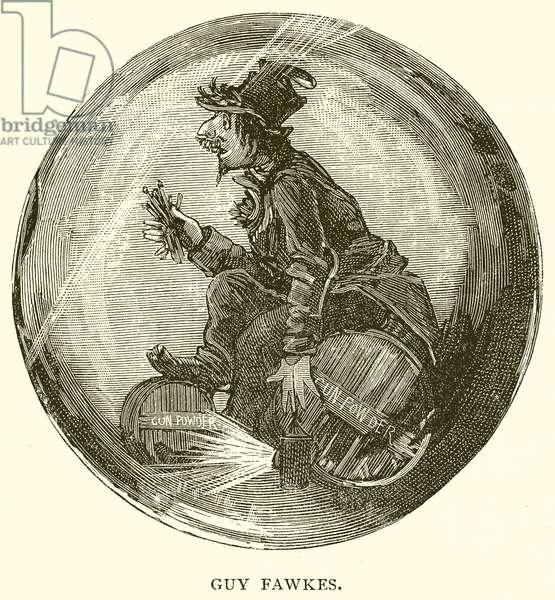 Guy Fawkes (engraving)