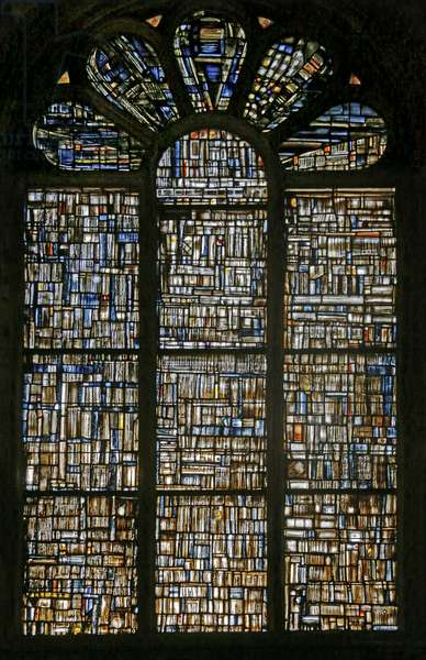 Window, 1966-76 (stained glass)