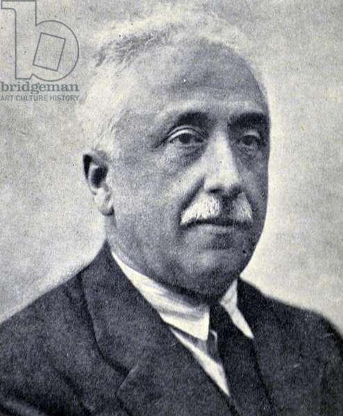 Spanish civil war: Don Niceto Alcala Zamora