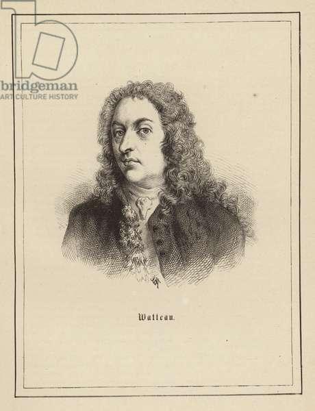 Antoine Watteau (engraving)