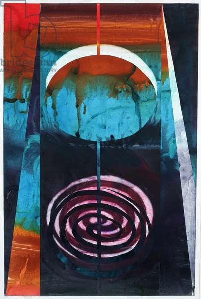 Untitled, 1991 (monotype)