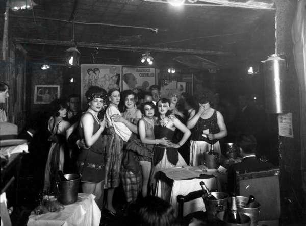 Nightlife in Paris, c.1930