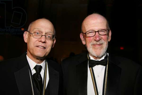 David Ferry at The National Book Awards Dinner