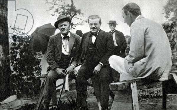 Sergei Rachmaninoff in New Jersey
