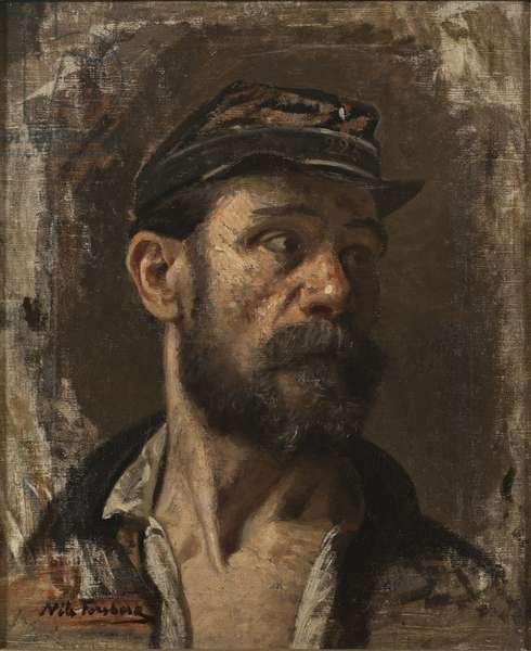 A Communard, c.1871 (oil on canvas)