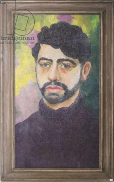 Self Portrait, c.1960 (oil on canvas)