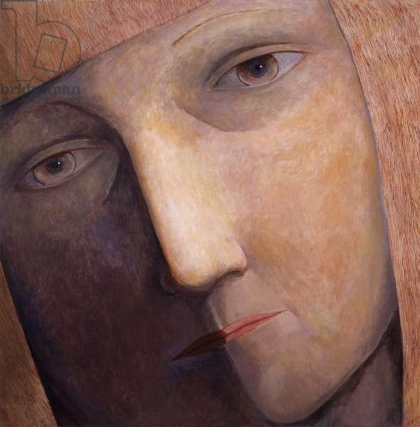 Girl, 2009 (oil on canvas)