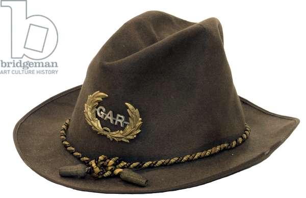 Veteran's Grand Army of the Republic hat