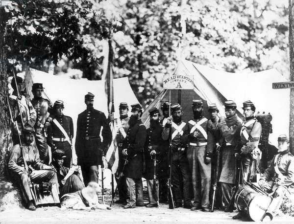 UNION SOLDIERS Soldiers of the American Civil War.