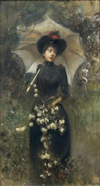 Spring (Baroness Chiaranda') by Gaetano Esposito