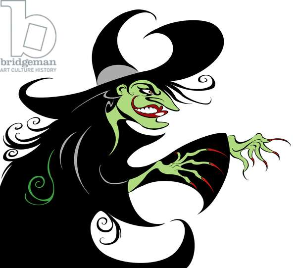 'The Wonderful Wizard of Oz': The Wicked Witch of the West
