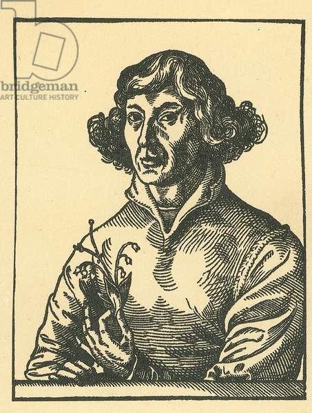 Nicolas Copernicus.