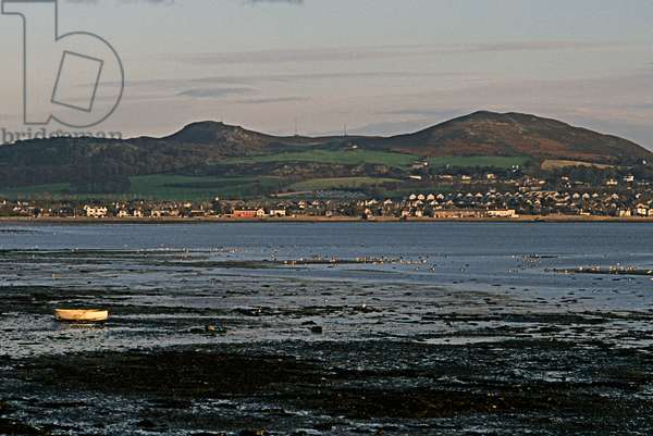 Howth, Dublin, referred to in James Joyce 'Ulysses', Ireland (photo)
