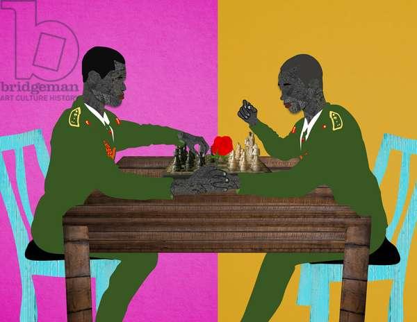 Two Generals at War II