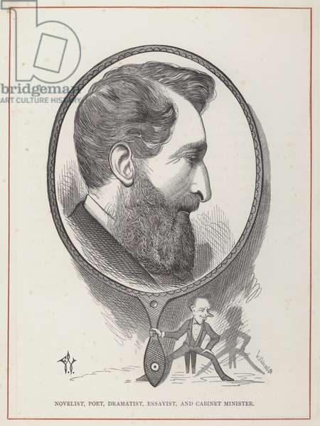 Lord Lytton (engraving)