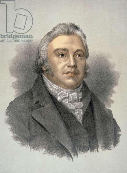 Samuel Taylor Coleridge (1772-1834) English Poet and Critic Artist Unknown