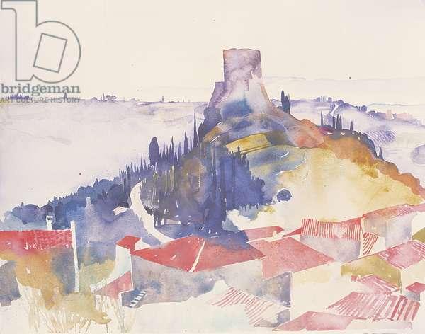 Castiglioni, Italy, 2002 (watercolour)