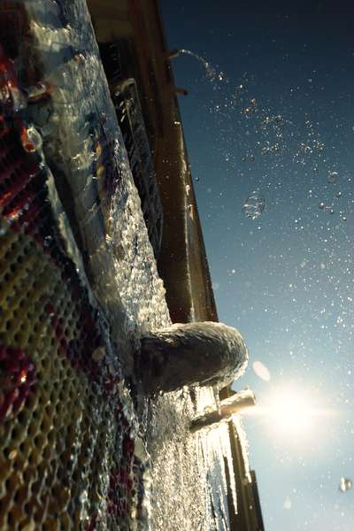 melt ,  2010, (photograph)