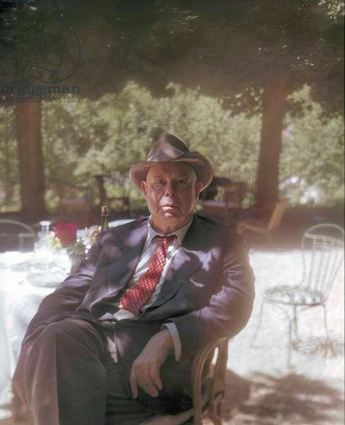 Jean Renoir (photo)