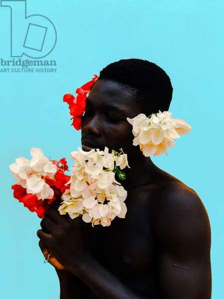Different flowers, 2021 (digital image)