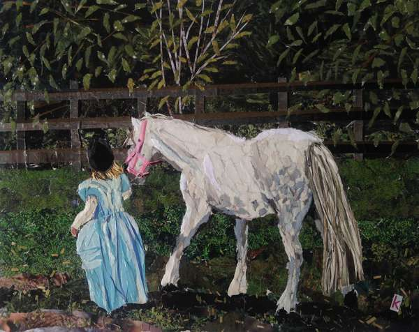 Let's Pretend - The Princess & Her Horse