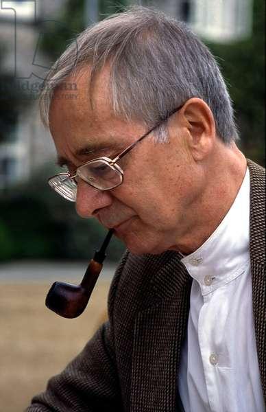 Alan Sillitoe - portrait