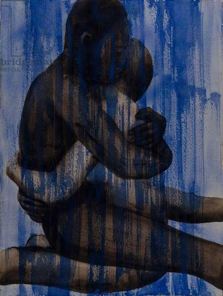 Couple (Blue)