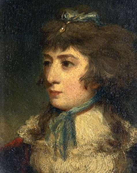Mary Bunn, Mrs John Opie I (later Mrs. Edwards)