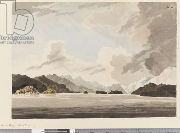 Page 32 Dusky Bay, New Zealand, 1768-75 (w/c)