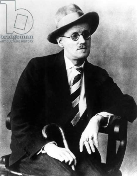 James Joyce, 1920s