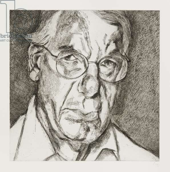 The New Yorker, 2006 (etching)