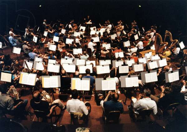 BBC Philharmonic Orchestra conducted