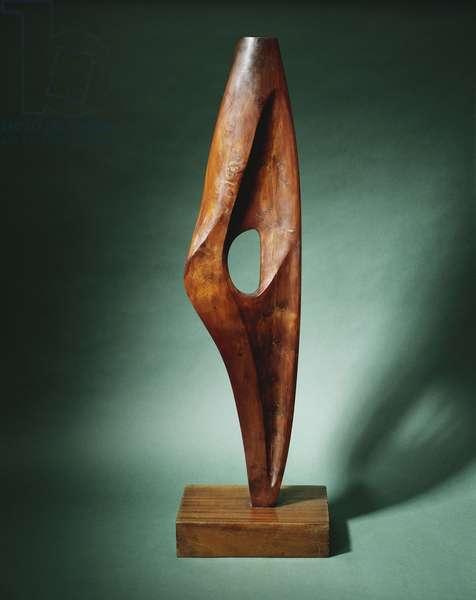 Phoenix, 1954 (yew wood)