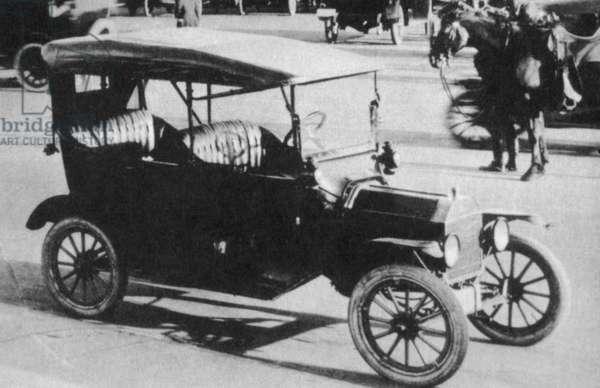 Ford Model T Automobile, Circa 1918
