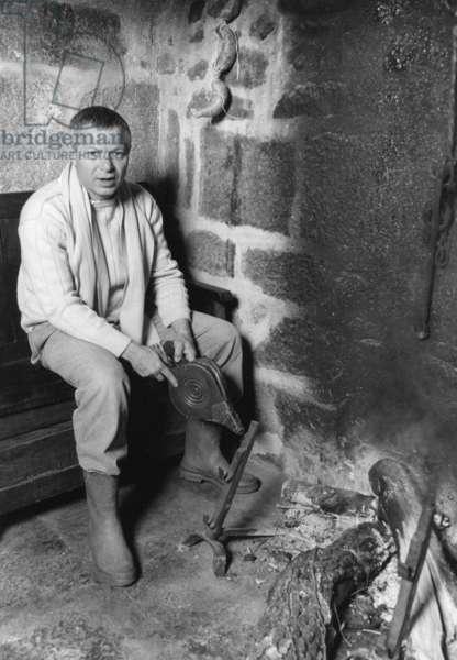Portrait of Denis Tillinac