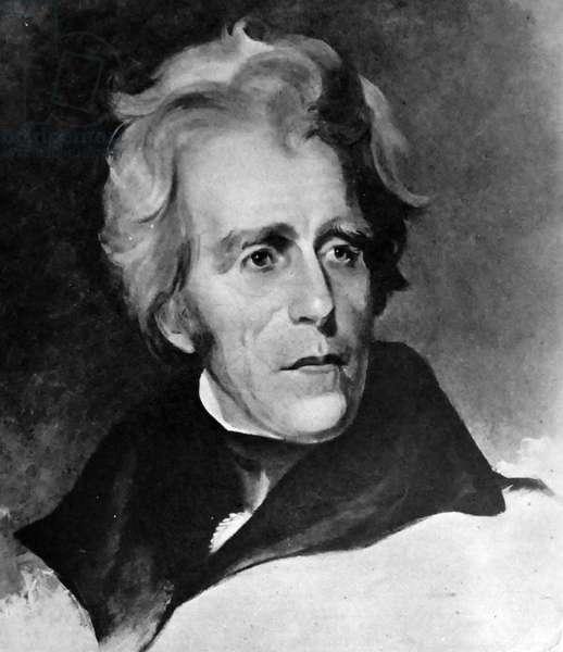 Andrew Jackson, 1800
