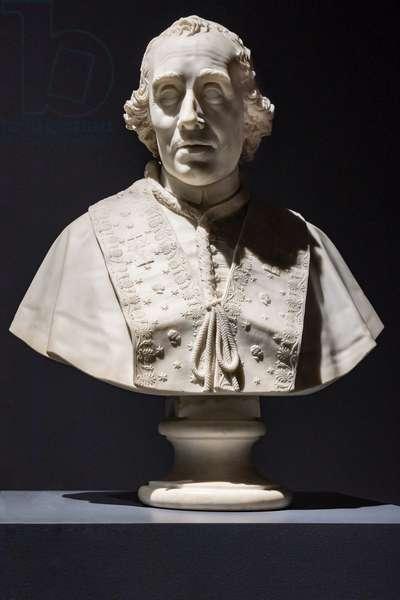 Pope Pius VII, 1804-5 (marble)