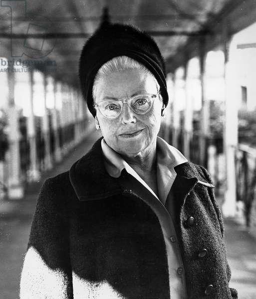 Margery Sharp, 1958 (photo)
