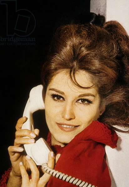 Dalida (born Iolanda Gigliotti, 1933 - 1987), Egyptian-born Singer and Actress with Italian parents.