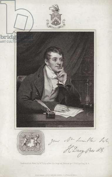 Humphrey Davy (engraving)