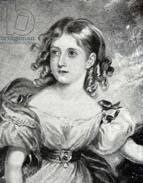Queen Victoria of Great Britain, 1831