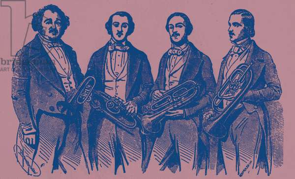 SAX Adolphe - saxhorns