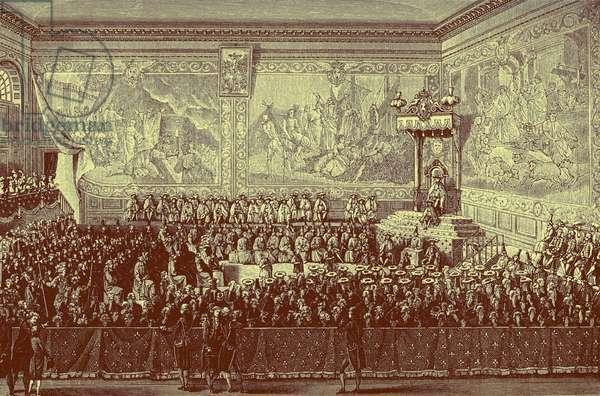 Louis XV king of