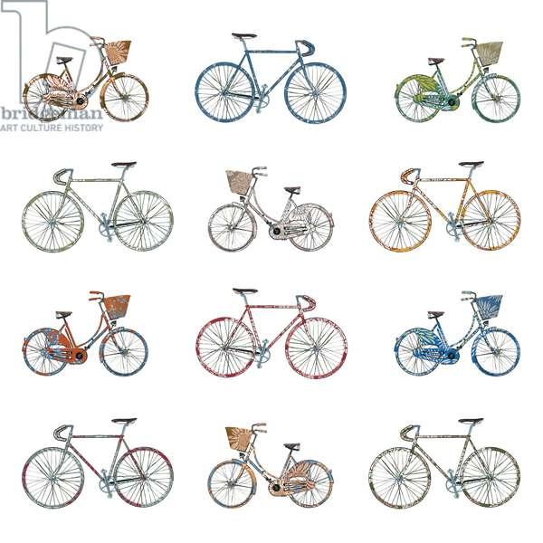 Pedal Power, 2012 (digital)