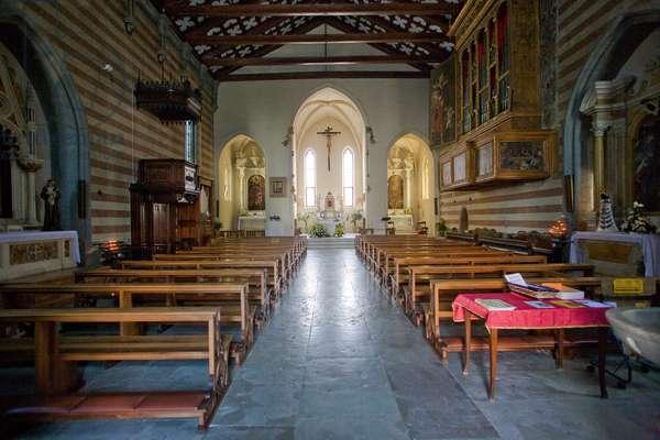 Church of the Holy Christ's Body, Valvasone, Friuli, Italy (photo)